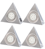 4er Set LED Pyramide,EEK:A