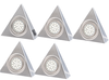 5er Set LED Pyramide,EEK:A
